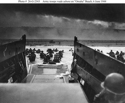 omaha beach June 6 1944